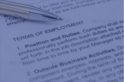 Employment Manuals And Agreements